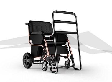 盘点老人产品领域中的医疗康复轮椅设计