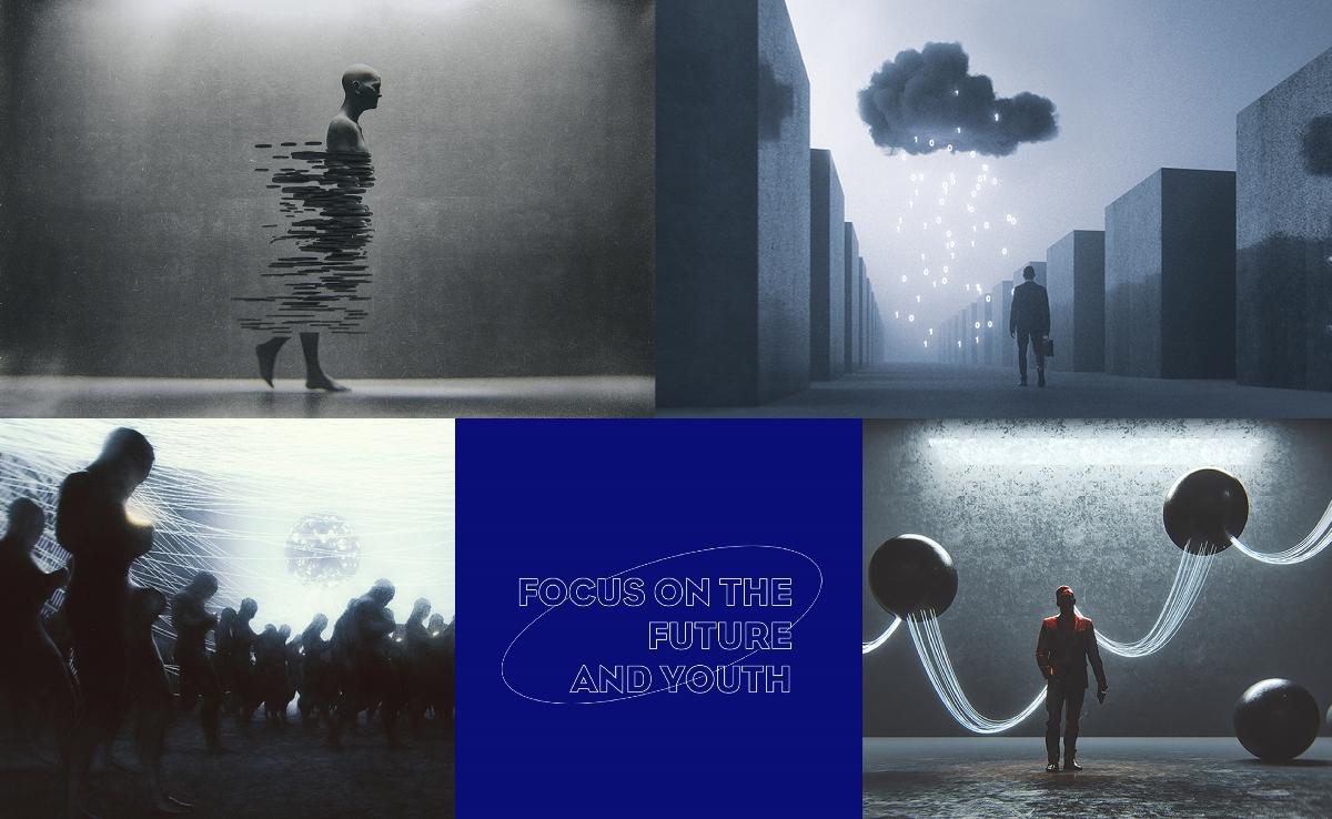 「星云公益PUBLICWELFARE」品牌潮流艺术活动视觉项目设计