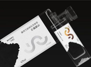 新疆白酒品牌包装设计