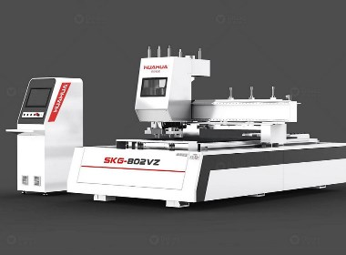特殊钣金工艺的机械设备设计-数控开料机设计