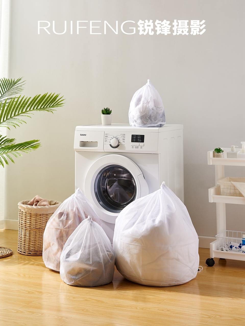 武汉产品拍摄|洗衣袋拍摄|洗涤用品摄影|RUIFENG锐锋摄影工作室