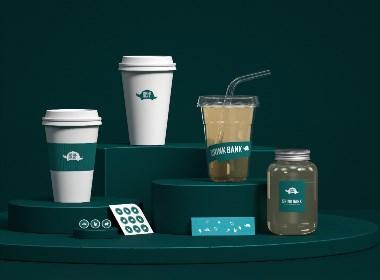 DRINK BANK× Hellolink|饮品包装如何设计