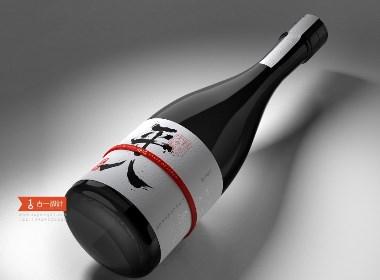 古一设计 X 瀬頭酒造 平八清酒包装设计 日本清酒包装