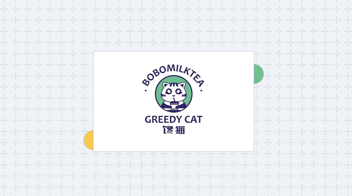 饞貓旗下品牌奶茶