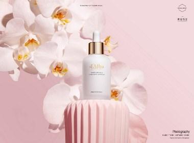 化妆品 | d'Alba黛尔珀空姐喷雾产品拍摄