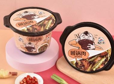 火麒麟作品 丨饭扫光方便米饭/自热米饭