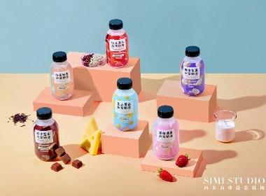 代餐奶昔拍摄 产品摄影 电商摄影 北京西米商业摄影