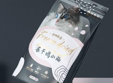 宠有名 冻干宠物食品包装设计