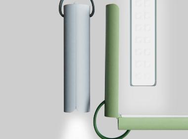 黑桃设计-FOLDLIGHT折叠灯