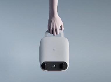 黑桃设计-便携式医疗箱外观设计