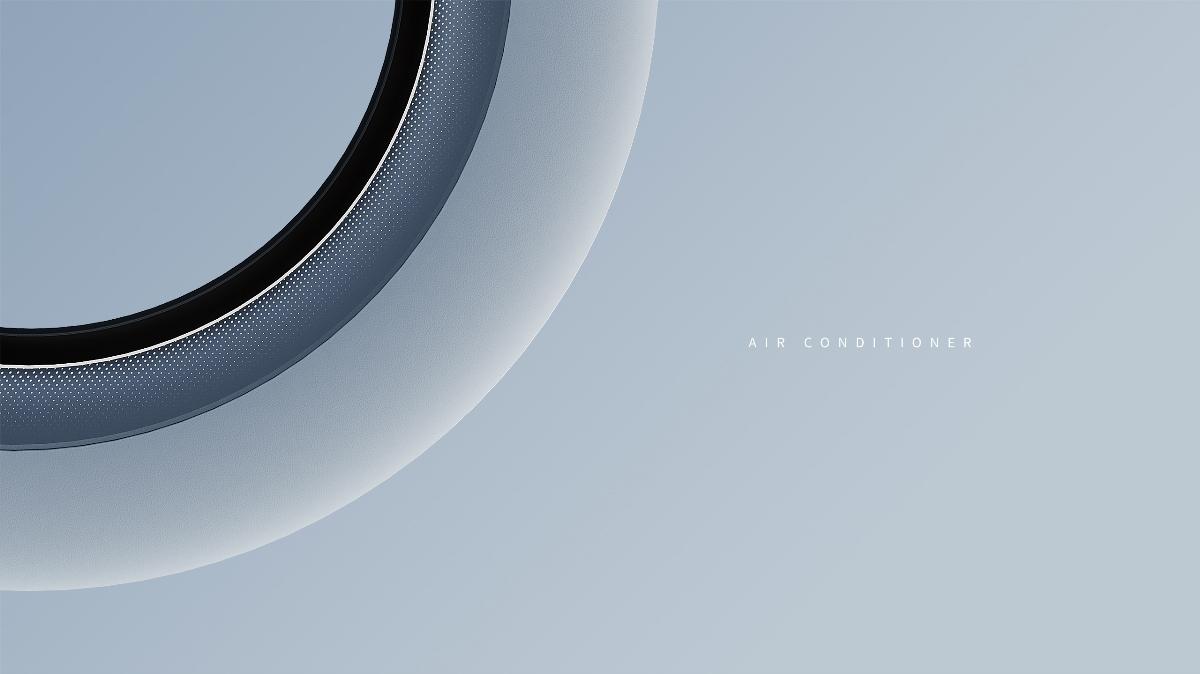黑桃设计-RING AC 环形空调