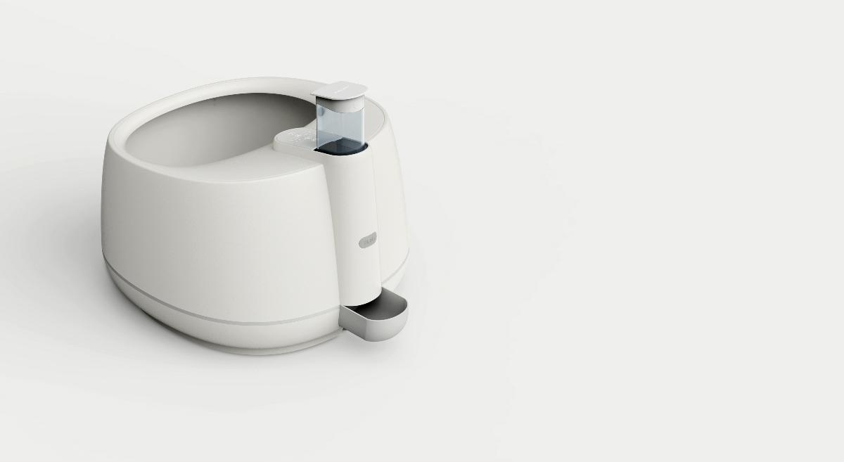 黑桃设计-蒸气足浴盆
