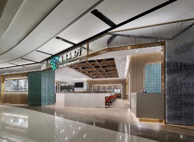 餐厅设计【艺鼎设计】惠州第一家!简约、精致、摩登的顶峰茶餐厅,爱了爱了