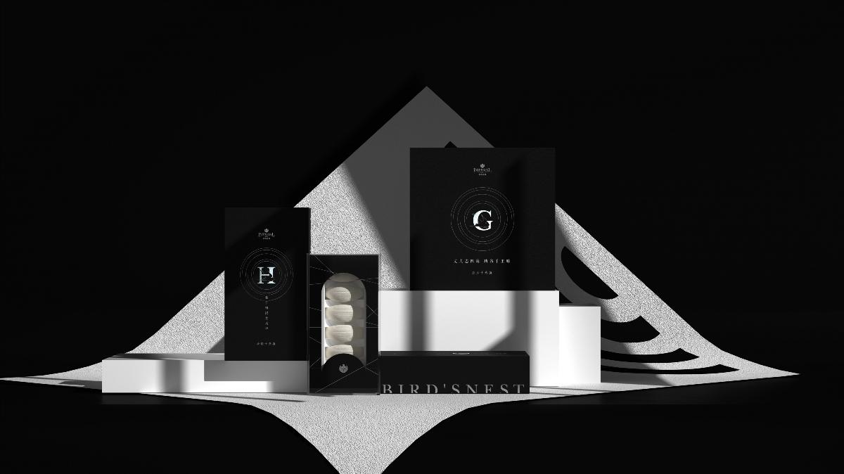 御燕玺礼×Hellolink|燕窝年礼盒品牌包装设计