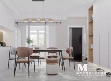 麻吉空间设计|意式现代—斌峰和睦公馆