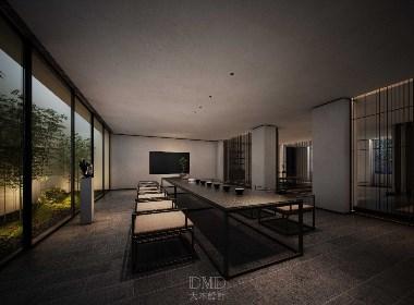DMD大木设计丨偷得浮生半日闲 —— 深圳南山科技园 · 颐和茶苑