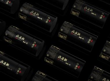 宁夏枸杞铁罐包装设计 × CB创博