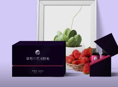 青氧品牌全案设计 | 打开新视野,定义年轻饮品