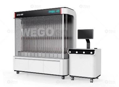 医用制冷设备设计案例分享之血液滤白柜设计