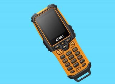 6款专业手持机设计,高防护等级耐看耐用