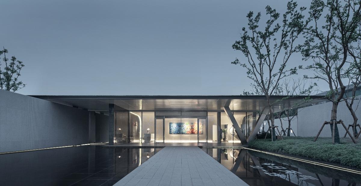 """零次方设计  """"美术馆""""里的空间艺术"""