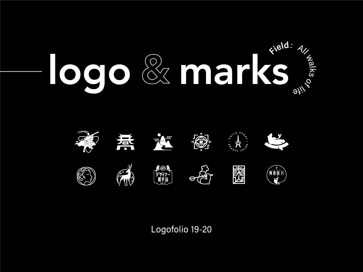 一些小店logo设计