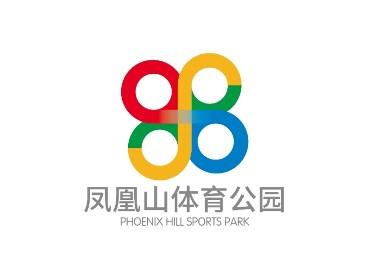 凤凰山体育公园标志