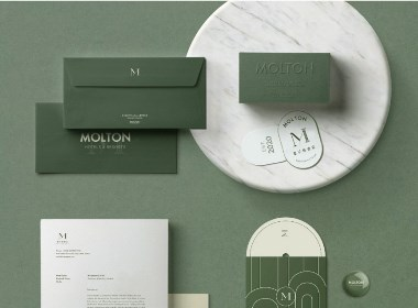 精品度假酒店品牌形象设计-墨尔顿酒店
