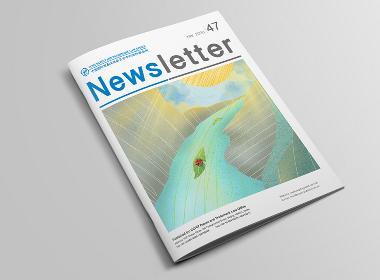 海空案例 | 贸易促进会Newsletter(第47期) · 内刊设计