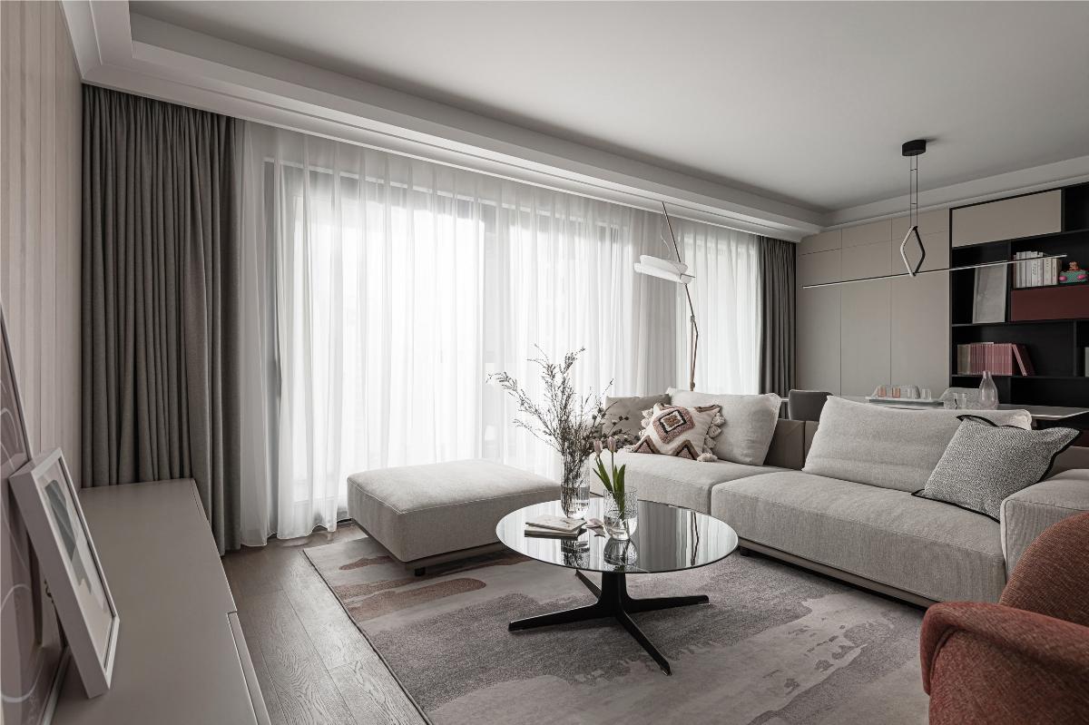 尚舍生活设计×新作   有娃之家的高能精装房改造