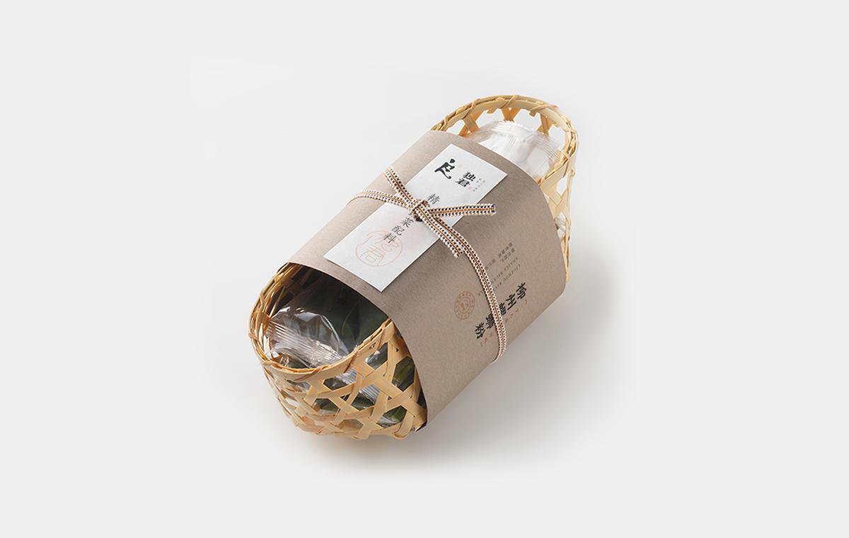 方便食品獨君品牌包裝設計-席設計