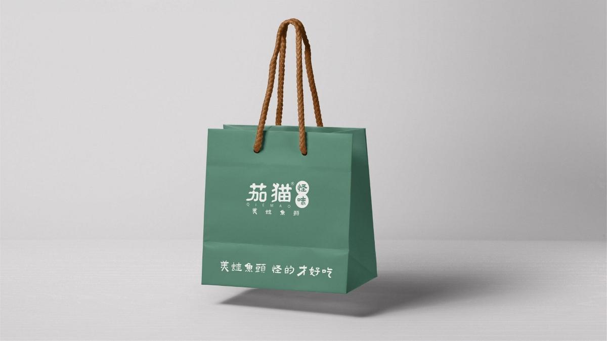 餐饮品牌全案设计 【原创】  茄猫怪味美蛙鱼头