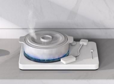 黑桃设计-CD燃气灶