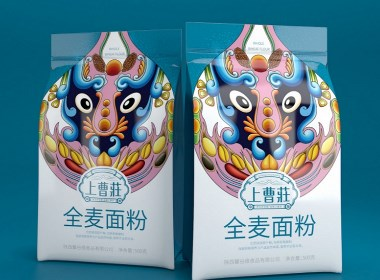 上曹莊雜糧—徐桂亮品牌設計