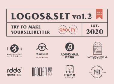 LOGOS&SET|vo.1.2 标志合集