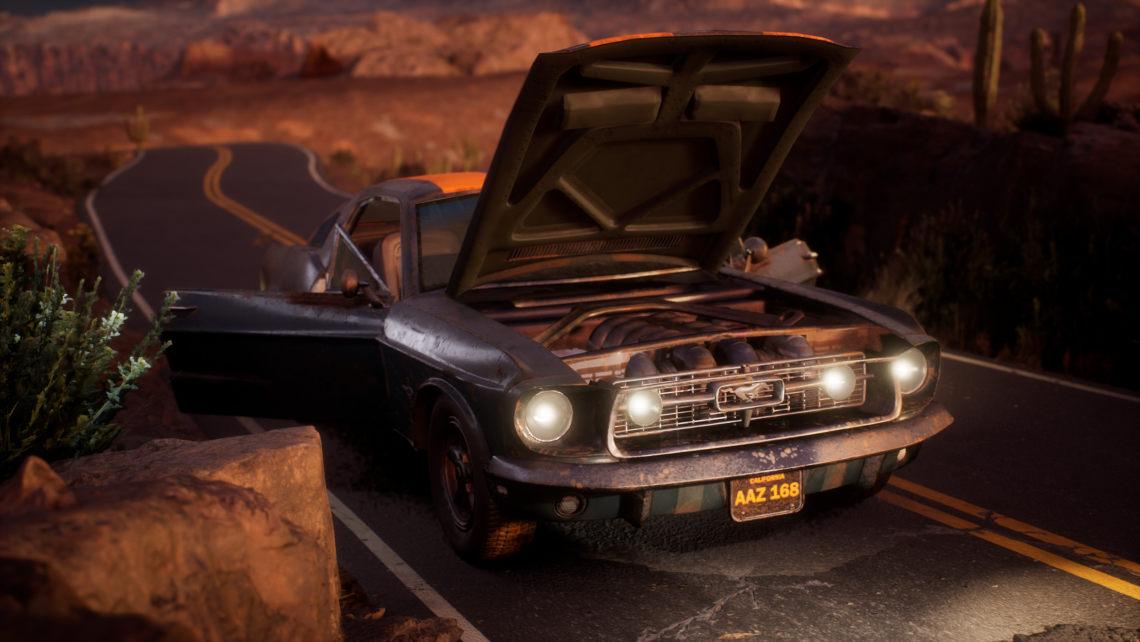 福特野马68