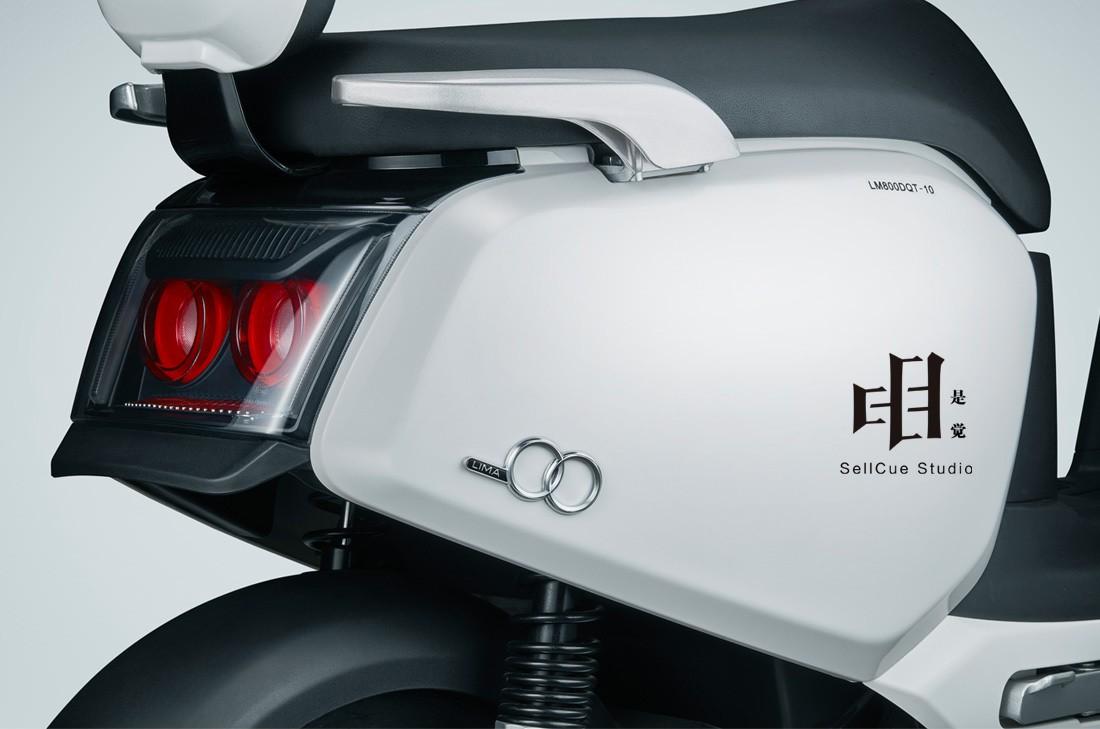 立马电动车产品拍照修图 X 是觉摄影
