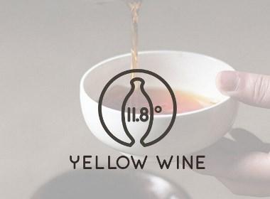 11°8黄酒LOGO