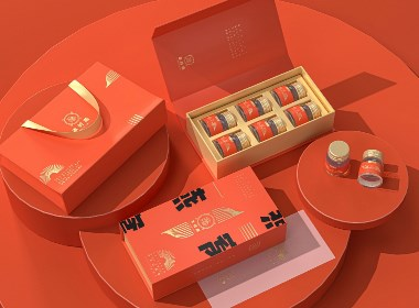 Hellolink | 本時燕高端健康保健燕窩產品新中式包裝設計