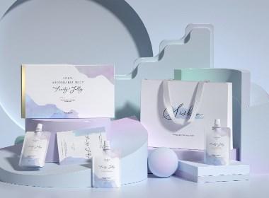 Hellolink | siskin减肥美容健康塑身产品全套包装设计
