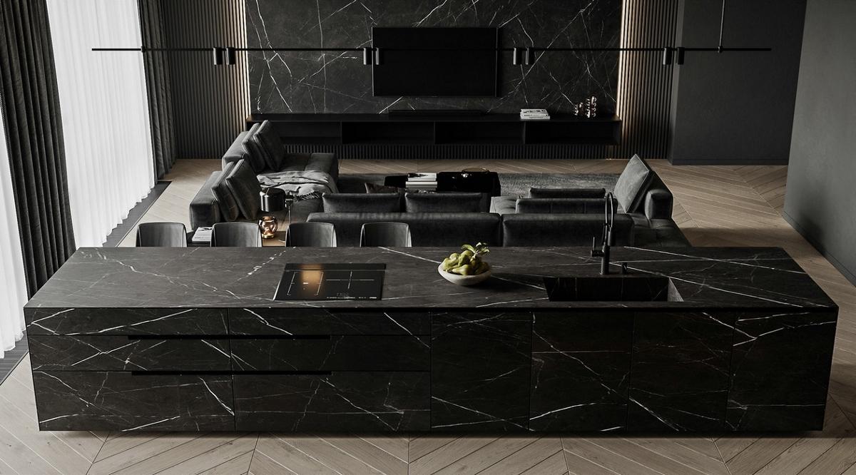 炫酷高级黑--这样的设计很高级!