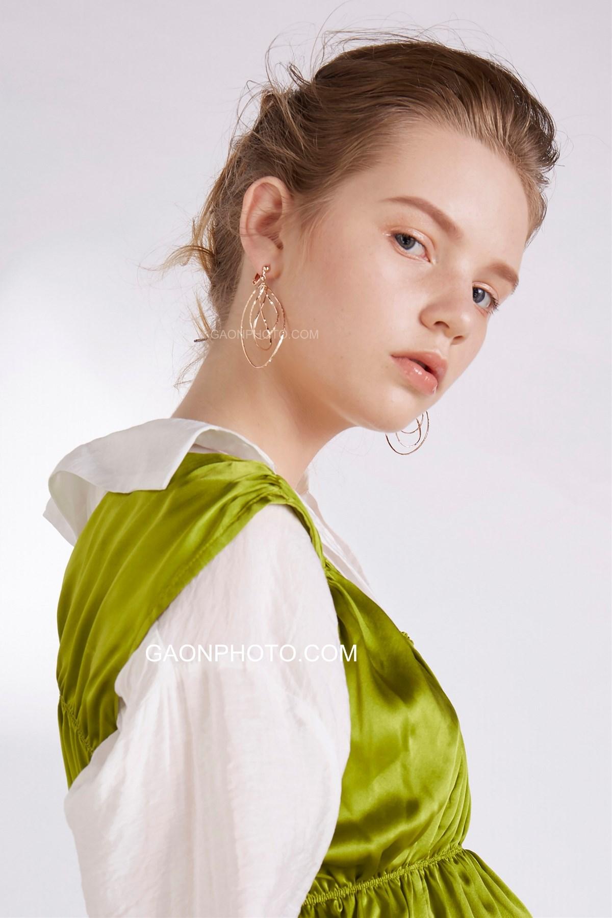 高恩广告#淘宝电商饰品模特图拍摄