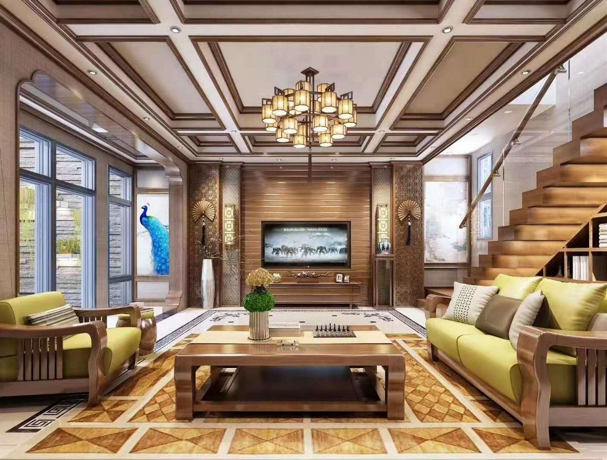 家装,工装效果图表现