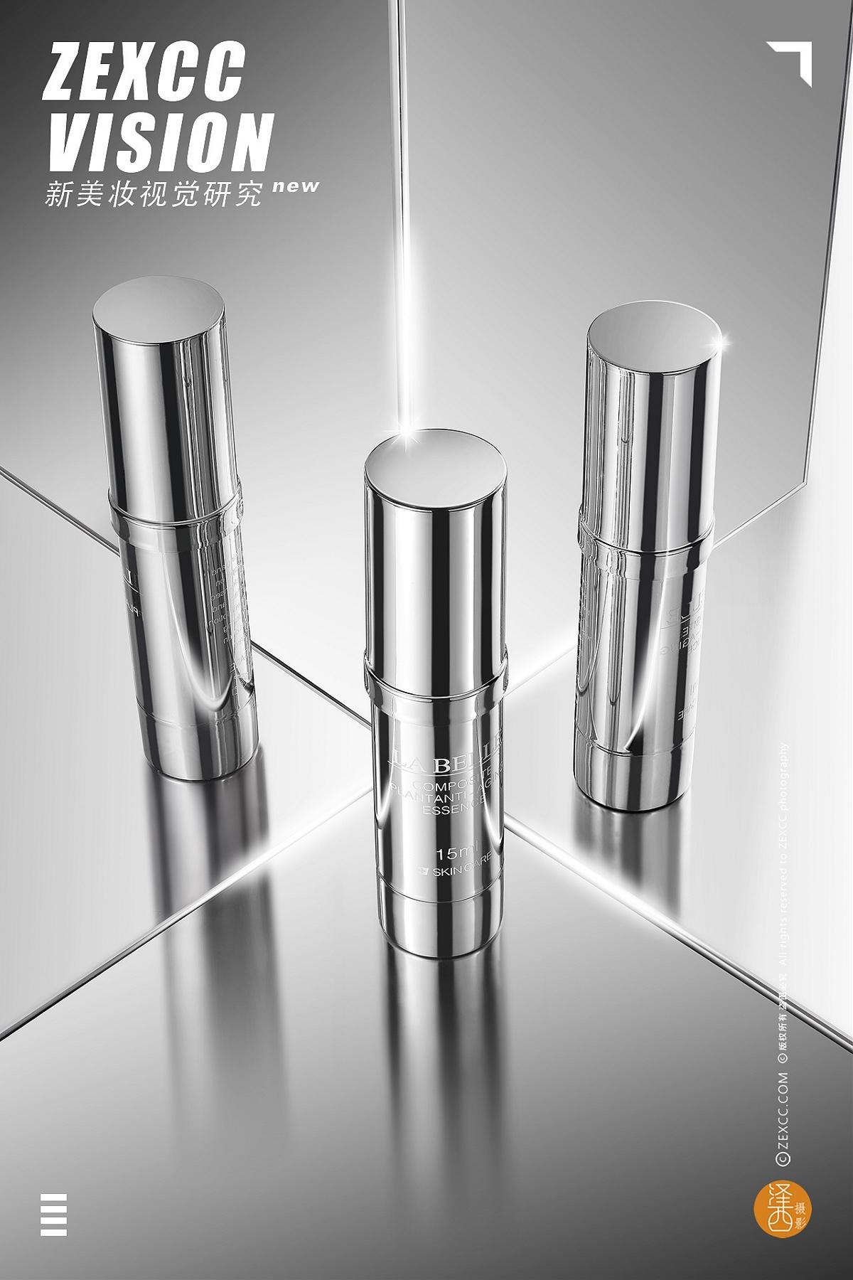 莱贝尔 ✖ 泽西摄影 | 新美妆视觉研究