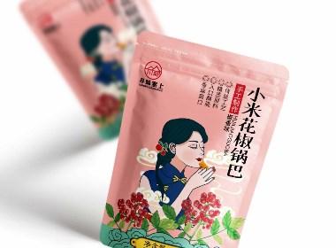 小米锅巴包装设计