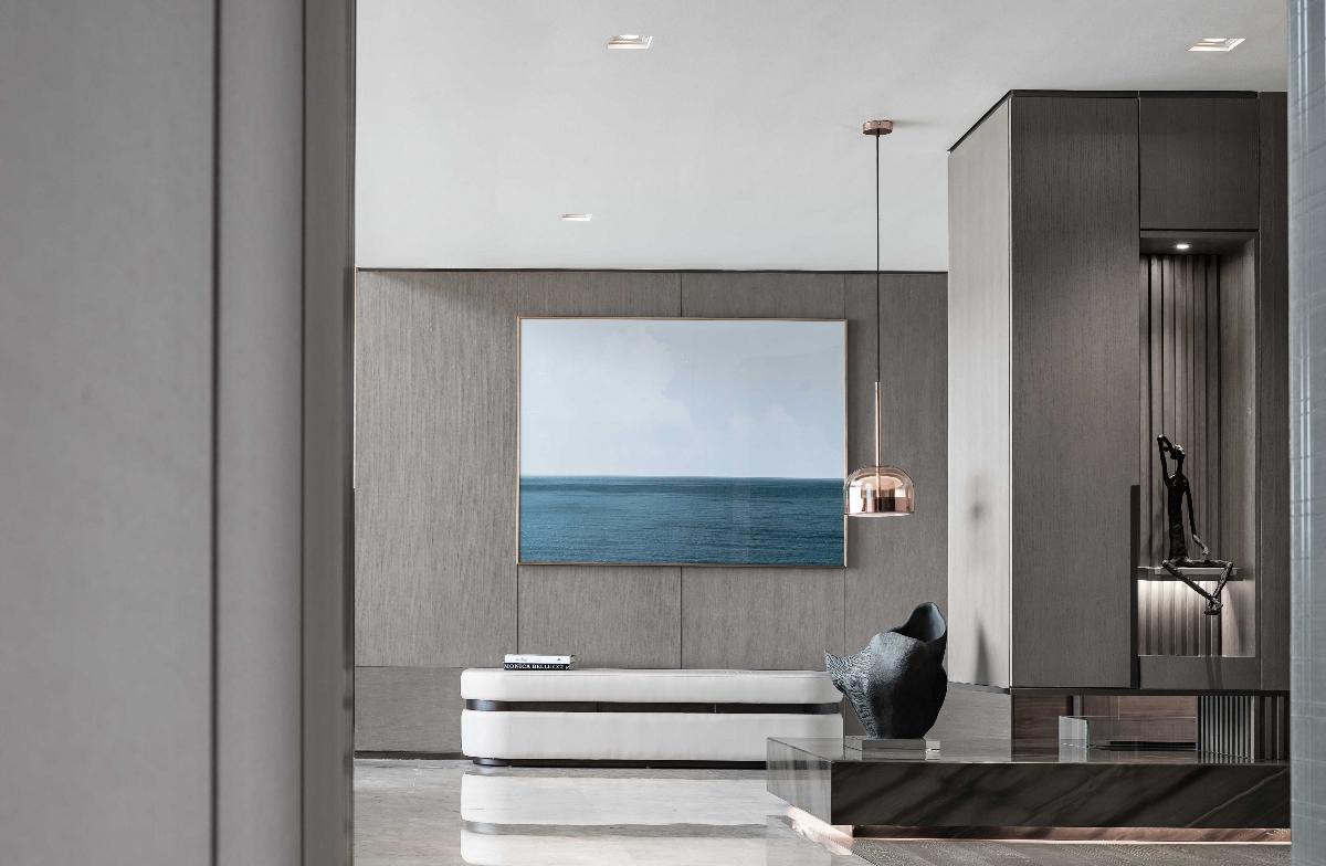 建筑空间摄影 ‖ 红树湾顶层住宅