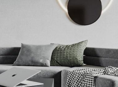 现代黑白灰