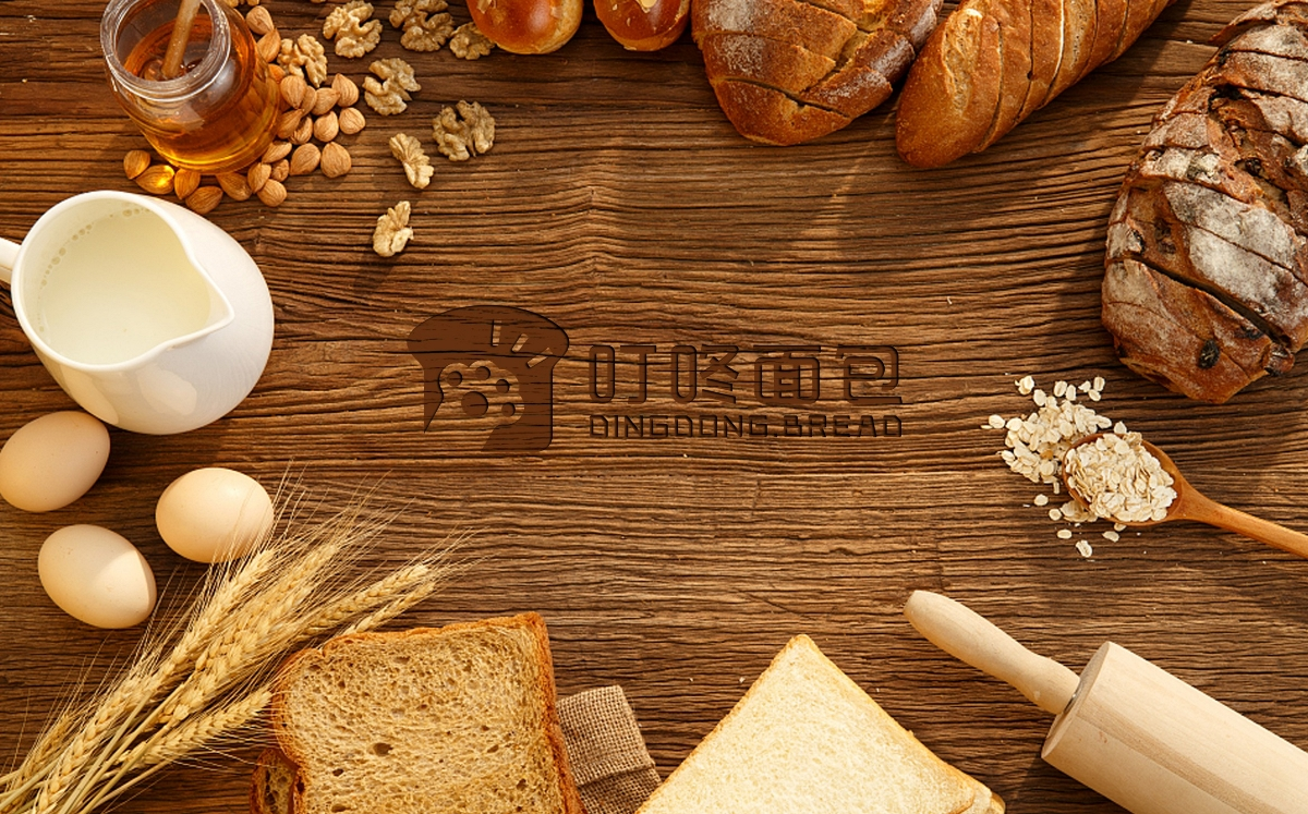 面包烘焙品牌形象设计