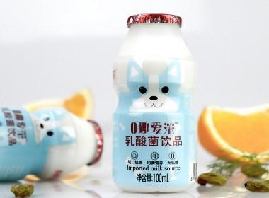 宠物乳酸菌饮品包装设计