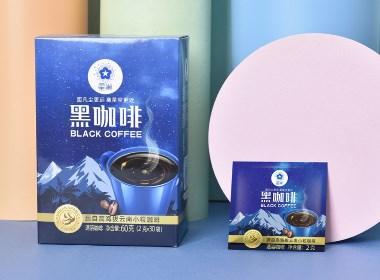 火麒麟出品 丨星巢×黑咖啡×包装设计